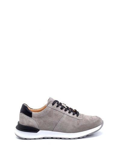 Derimod Erkek Ayakkabı(620) Sneaker Gri